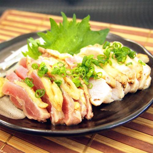 赤鶏タタキ